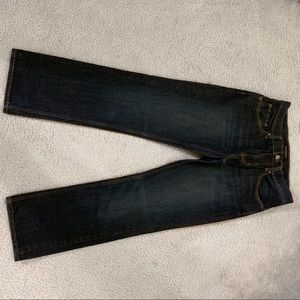 Banana Republic Vintage Straight leg men's jeans
